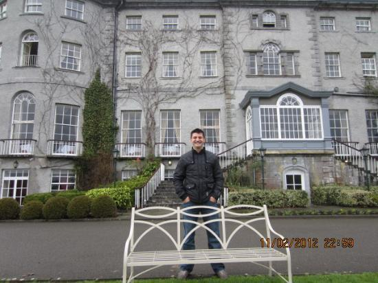 Mount Juliet Estate : Back of the hotel