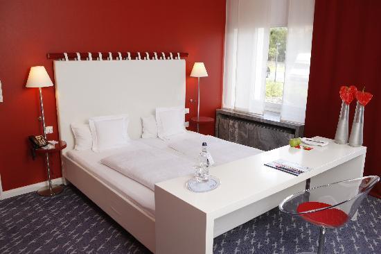 Hotel Strandlust Vegesack: Standardzimmer