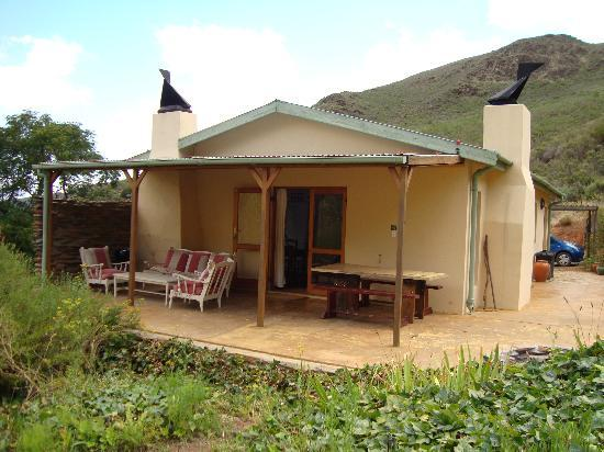 Tierhoek Cottages: Quince Cottage
