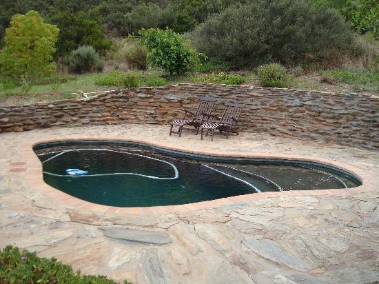 Tierhoek Cottages: Your own, private pool