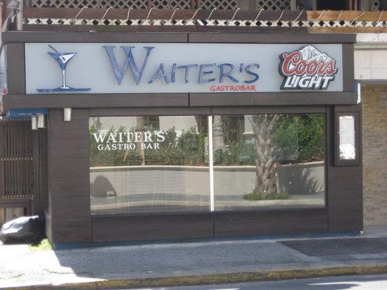Waiter's Bar & Grill: Waiter's in San Juan