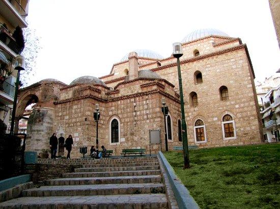 The Alatza Imaret
