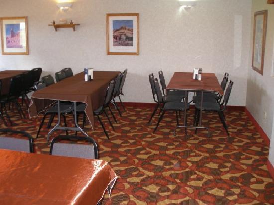 Red Sands Hotel: Frühstücksraum
