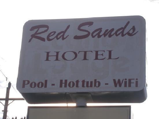 레드 샌즈 호텔 사진