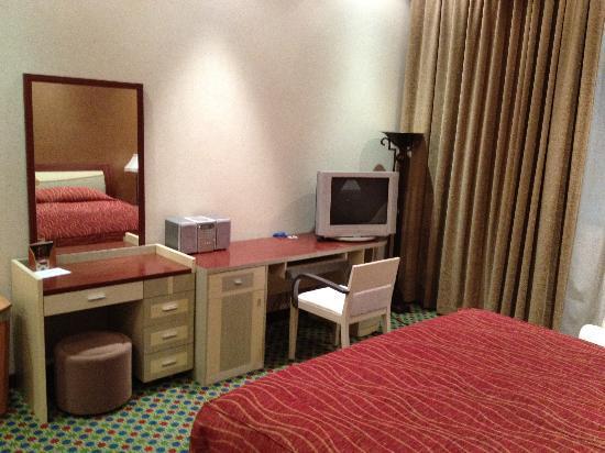 Elite Grande : Room 907 - master bedroom
