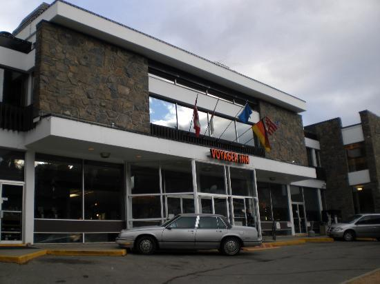Banff Voyager Inn: 外観です