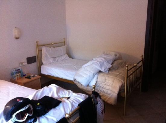 Hotel Sella Ronda: camera