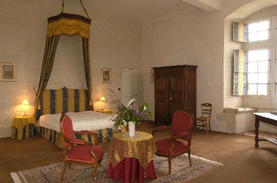 Chateau De La Motte Usseau France Vienne Hotel Reviews