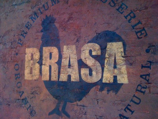 Brasa Rotisserie St. Paul: Look for this!