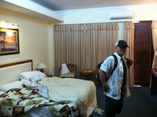 Rex Hotel: Deluxe Seaview Room
