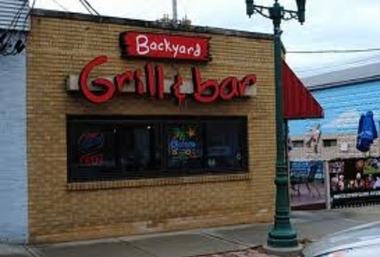 Backyard Grill U0026 Bar Part 52