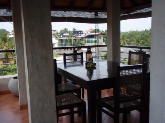 D Villas : Terrace 1