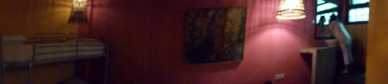 Singgahsana Lodge: family room, for 4 ppl.