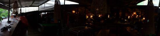 Singgahsana Lodge: rooftop 1