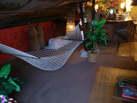 Singgahsana Lodge: rooftop 2