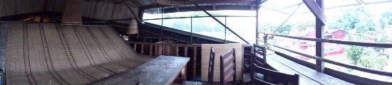Singgahsana Lodge: rooftop 4