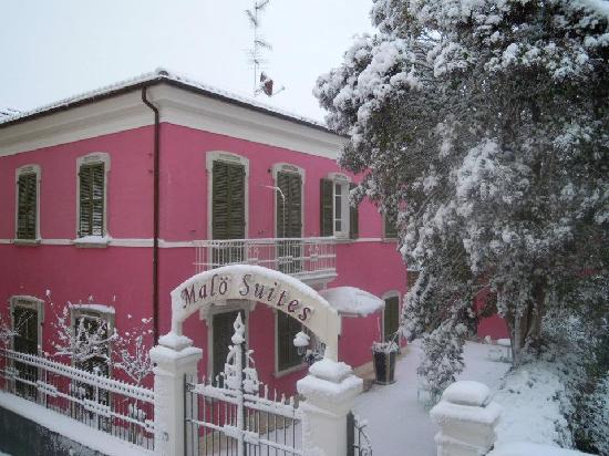 Malo Suites: Snow