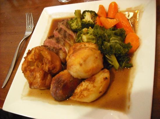 Monty's Brasserie: Beef