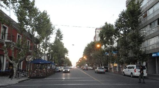 Avenida General Flores: Flores by Evening