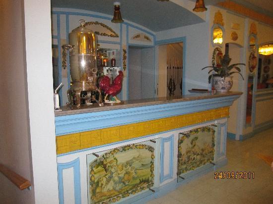 Hotel Eliseo Park's: bar