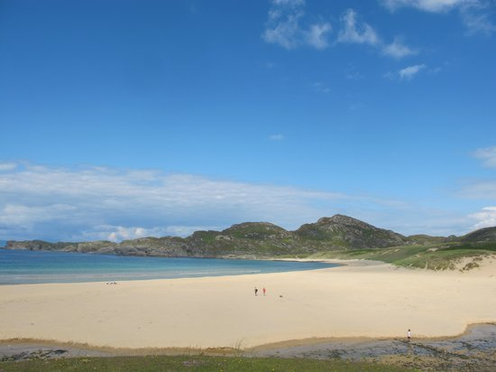 Beautiful Kiloran Bay Isle of Colonsay