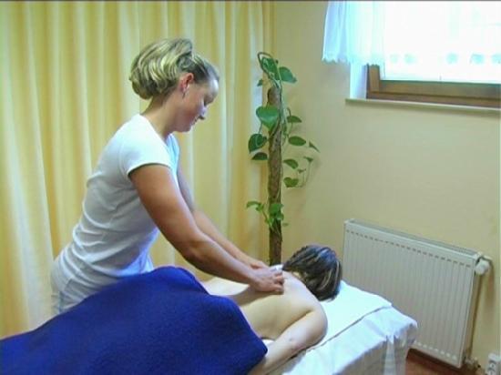 "Hotel & Restaurant ""Danelchristelgut"": im Massagesalon"