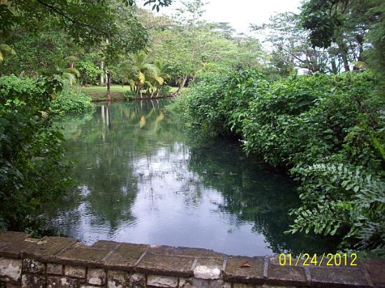 Frenchman's Cove Resort : The River
