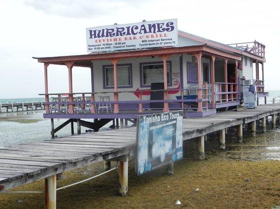 Hurricanes Ceviche Bar & Grill: Hurricanes