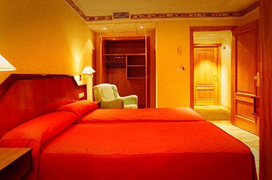 Hotel Torrepalma: Doble