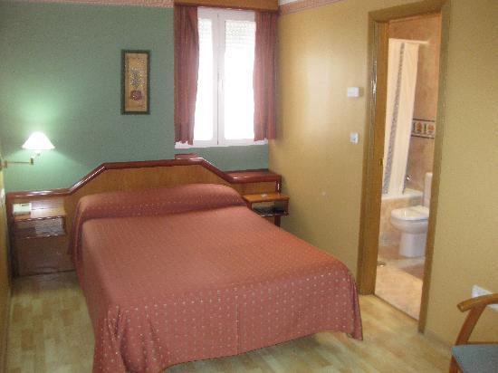 Hotel Torrepalma: Matrimonio interior