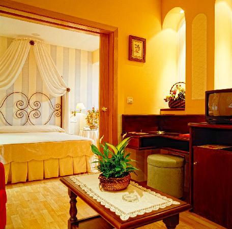 Hotel Torrepalma: Suite