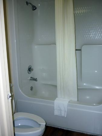 Super 8 Kissimmee/Maingate/Orlando Area: Bathroom