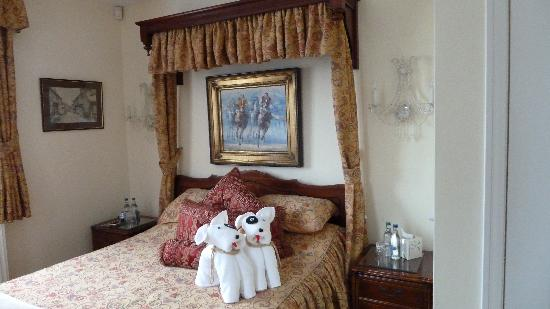 Saltcote Place Rye: Our Room
