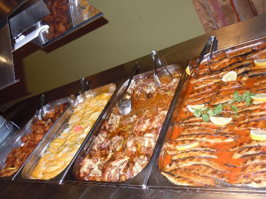 Snezhanka Apartments TMF: more food