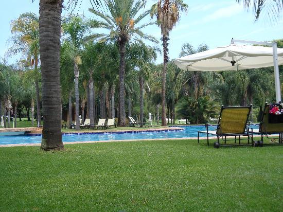 Soho Hotel: piscina