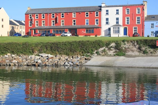 Mullaghmore, Ierland: The Beach Hotel