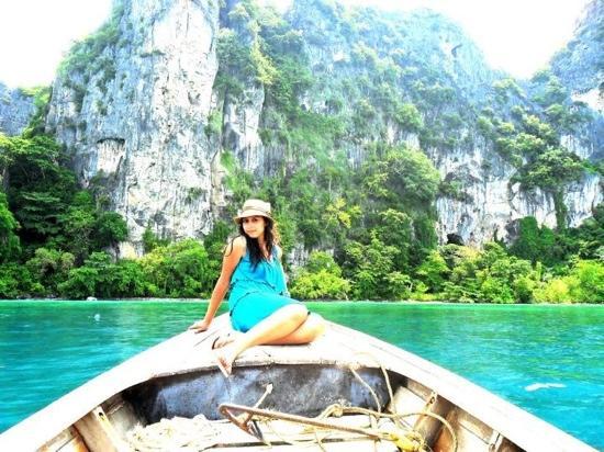 Ko Phi Phi Don, Tailandia: amazing