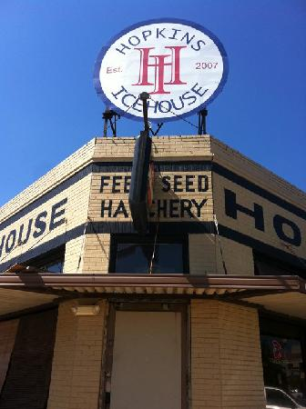 Texarkana, AR: Hopkins Icehouse