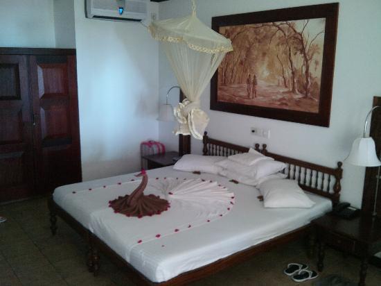 Koggala Beach Hotel: Eines der schönen Zimmer