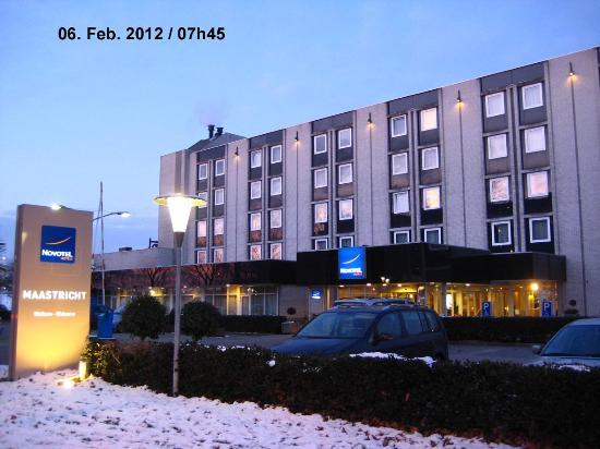 Novotel Maastricht: Aussenansicht