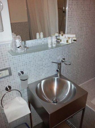 Hotel Tiepolo : Salle de bain 2