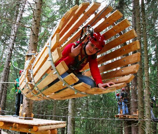 Abenteuerpark Achensee: kids