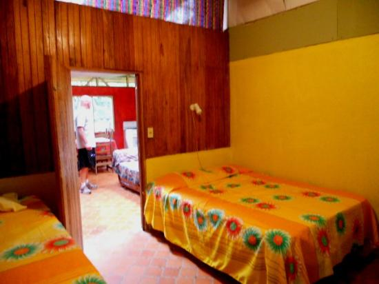Finca Amanecer: One of the bedrooms