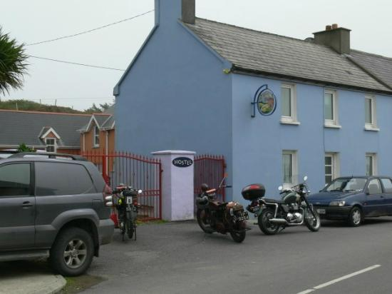 Allihies Village Hostel: Eingang