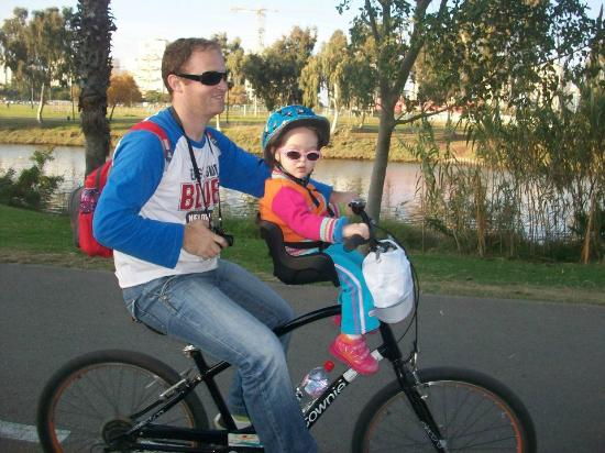 TLV Bike Tours - Private Tours: This is FUN!