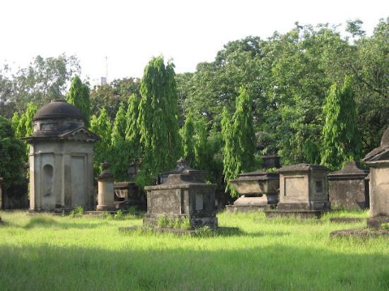 South Park Street Cemetery : cemetary