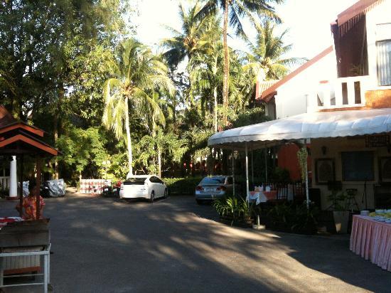 Hyton Leelavadee Phuket: Restaurant