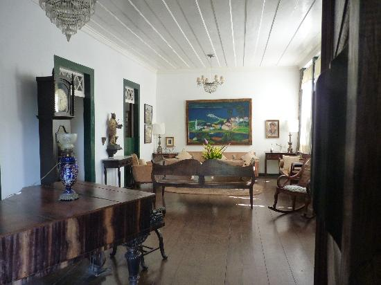 Sitting Room in Pousada da Marquesa