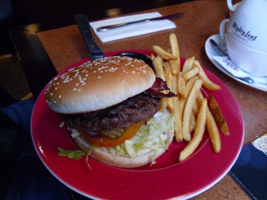 T.G.I. Friday's Andel: Jack Daniels Burger