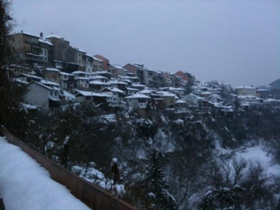 Hotel Gurko: romantic winter season.